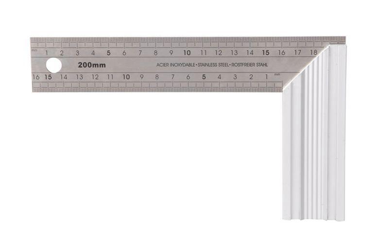 铝合金尺座不锈钢角尺