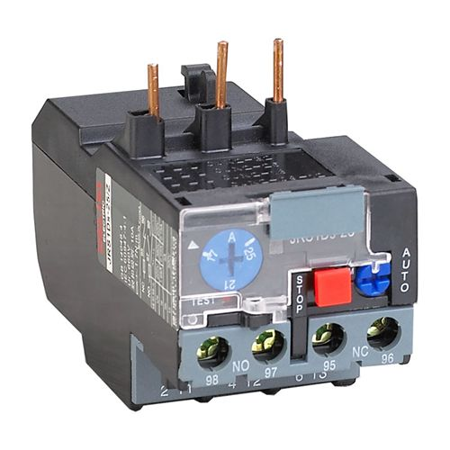 JRS1Ds热过载继电器