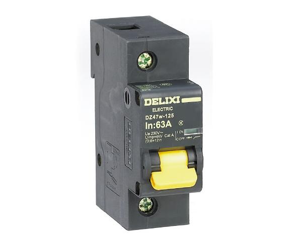 DZ14w-125大电流断路器