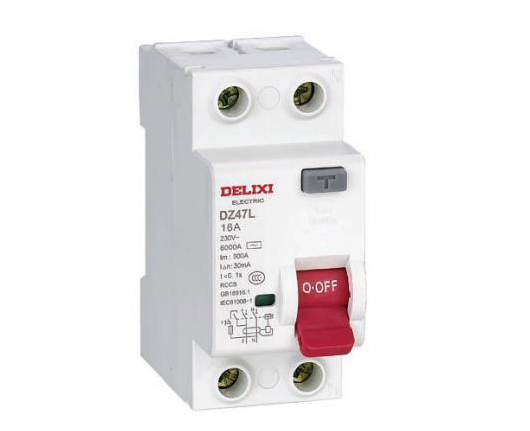 DZ47L漏电保护开关