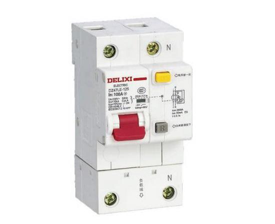 DZ47LE-125大电流漏电