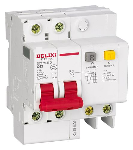 DZ47sLE小型漏电保护断