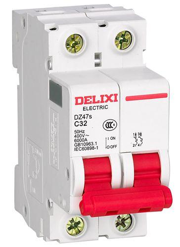 DZ47s 小型标准断路器