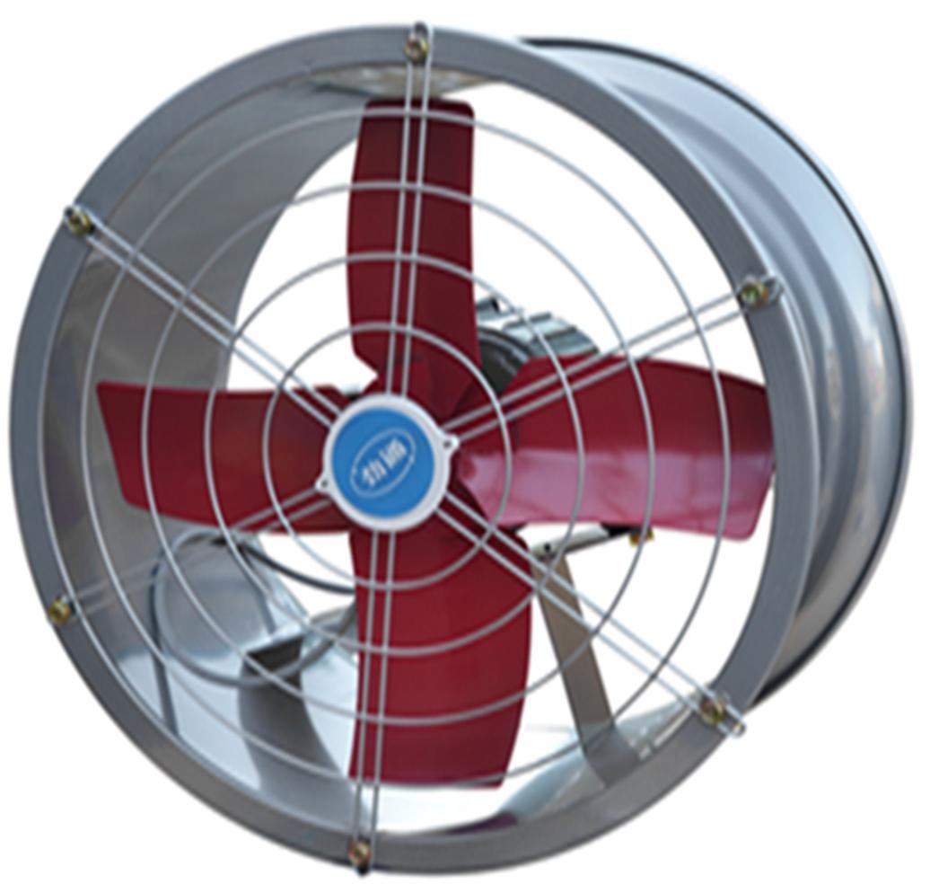 低噪音强力风机