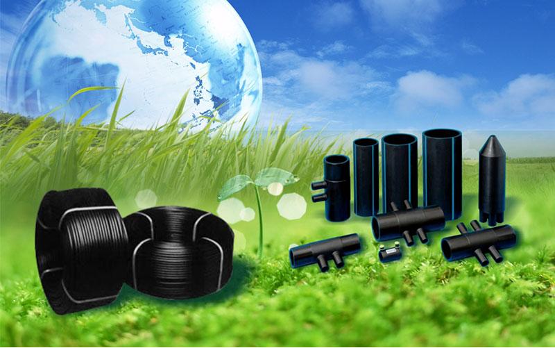 地泵热泵管道系统