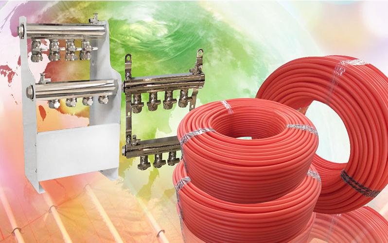 PB(阻氧)采暖管