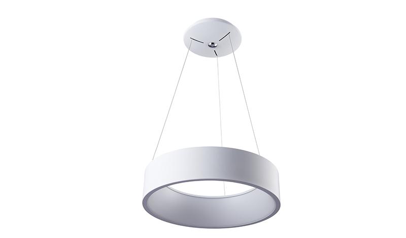 LED吊灯星圆 白色