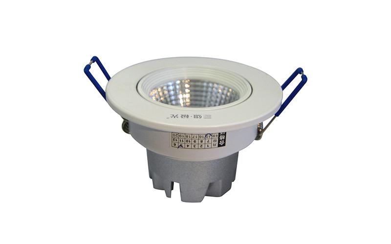 LED天花射灯star 福2