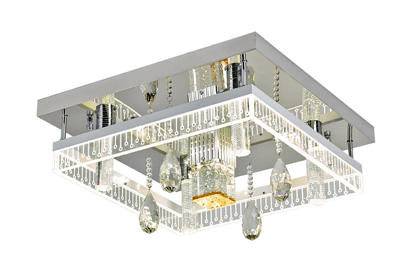 LED客厅吸顶灯星空