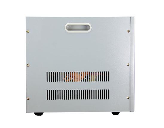 德力西稳压器输出电压不均匀怎么办?怎么调节?
